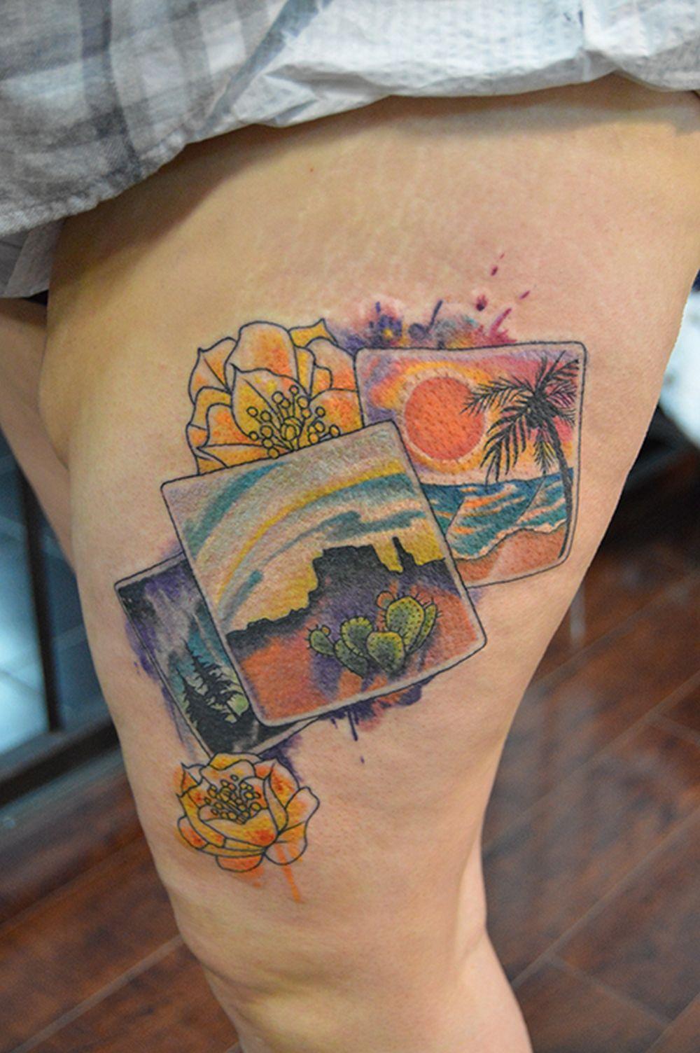 Cw25 true grit tattoo parlor for Tenth street tattoo